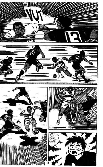 Jindodinho - Đường Dẫn Đến Khung Thành III  Tập 24 page 101 Congtruyen24h