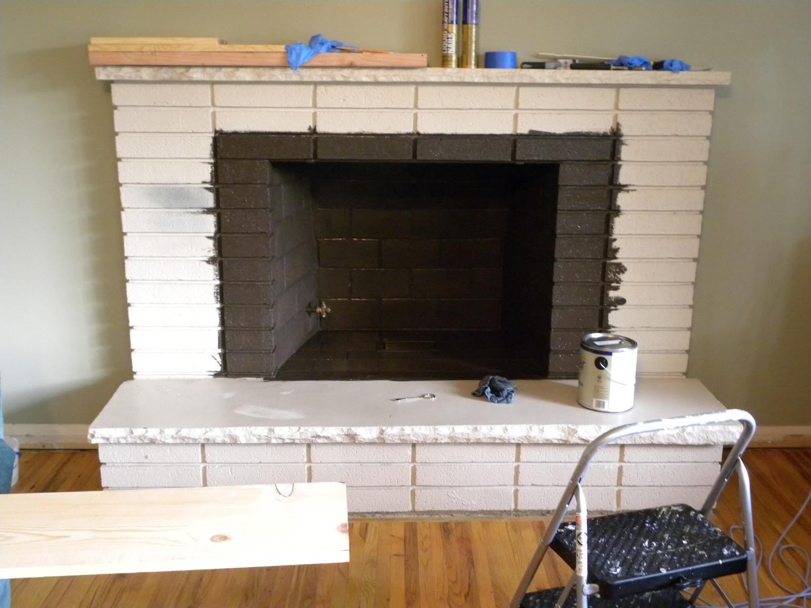 createinspiremotivate fireplace makeover