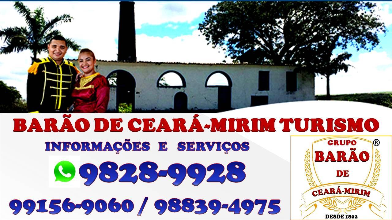 BARÃO DE CEARÁ-MIRIM: TURISMO, VIAGENS E EVENTOS