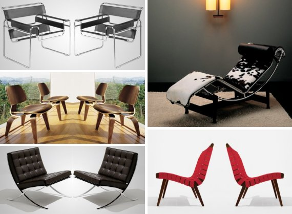 Contemporary Chairs