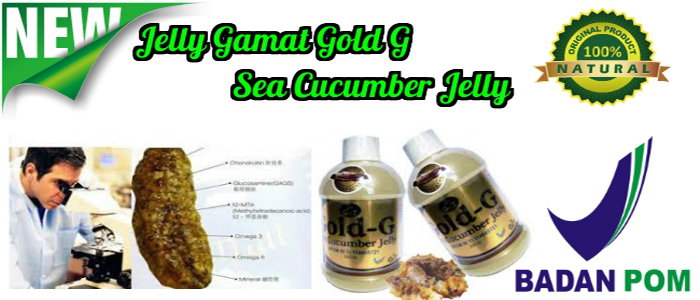 Manfaat Produk Jelly Gamat