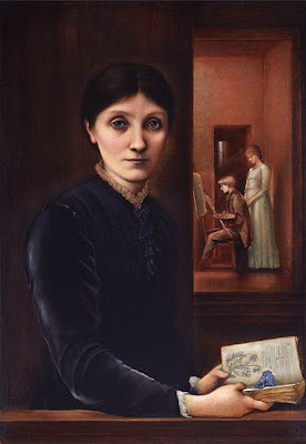 Georgiana_Burne-Jones by Edward Burne-Jones