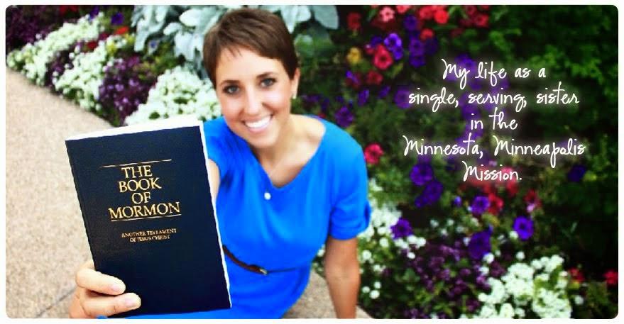 Sister Larson's Blog