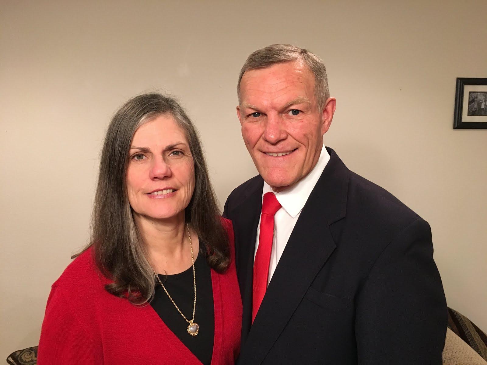 Elder and Sister Bartlett