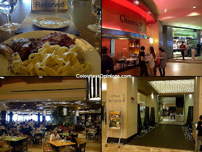 Genting Highlands Coffee Terrace