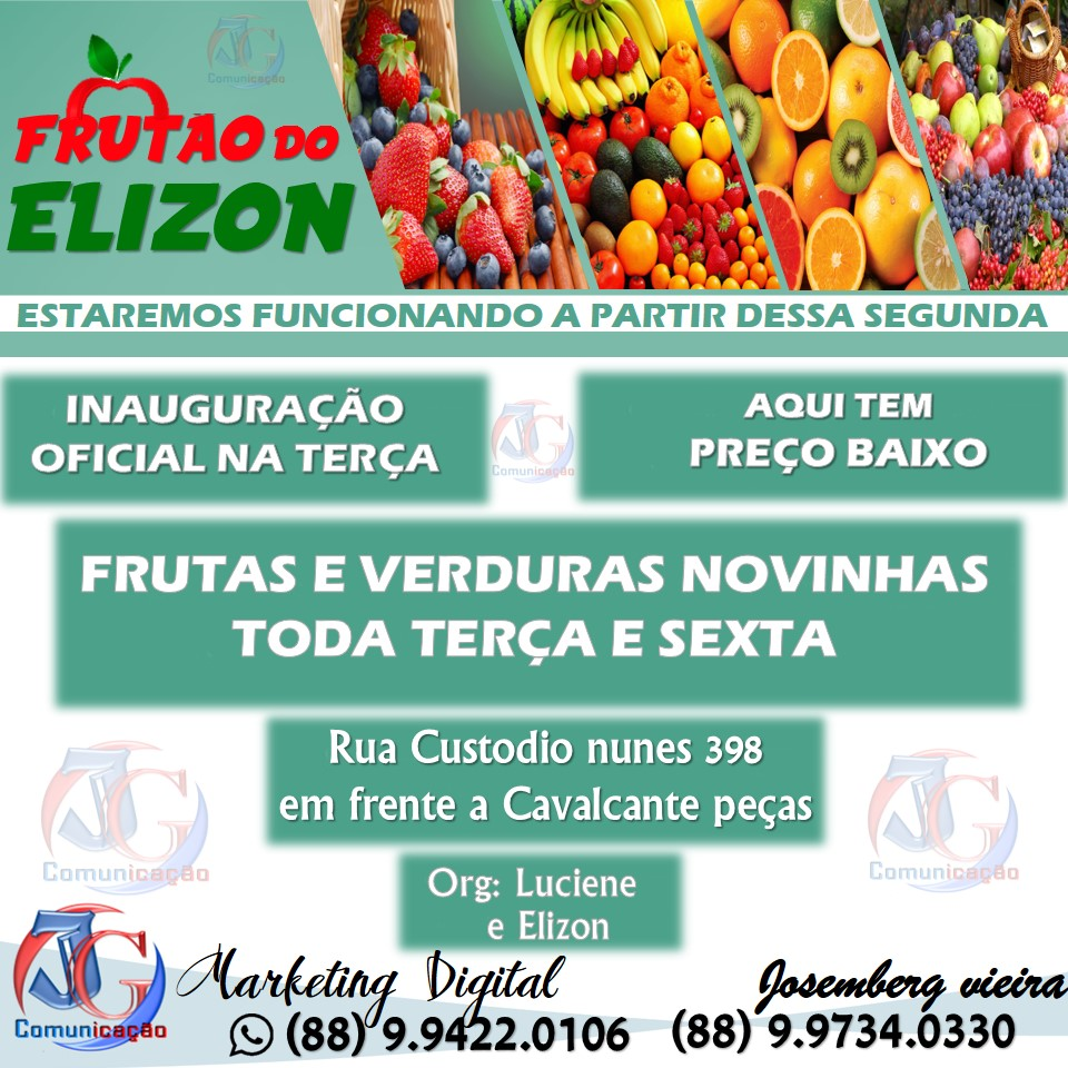 FRUTÃO DO  ELIZON