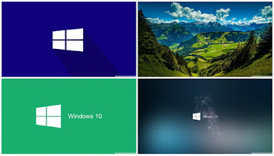 Wallpaper HD Untuk Windows 10