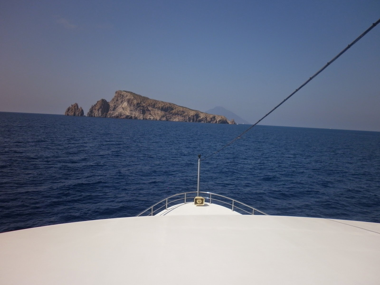 how to get to aeolian islands