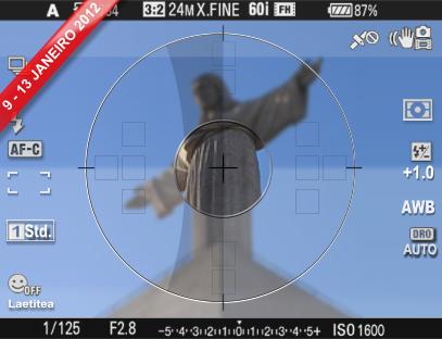 «Cristo Rei 2012» megasessão fotográfica levada a cabo por Laetitea