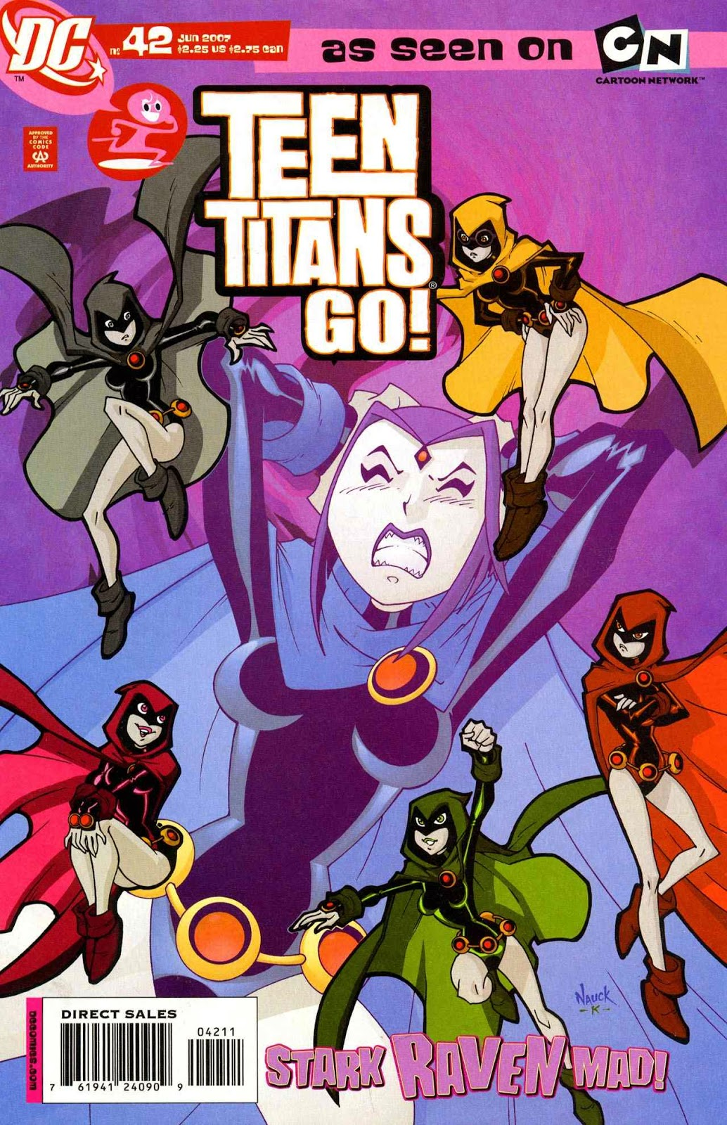 Teen titans book