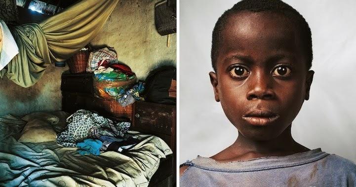 حقائق مذهلة: بالصور .. أين ينام أطفال العالم ؟؟