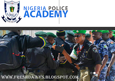 List of Successful Candidates in Nigeria Police Academy 2015 Examinatios