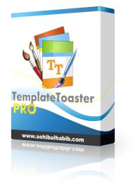 TemplateToaster Professional 4.1 box