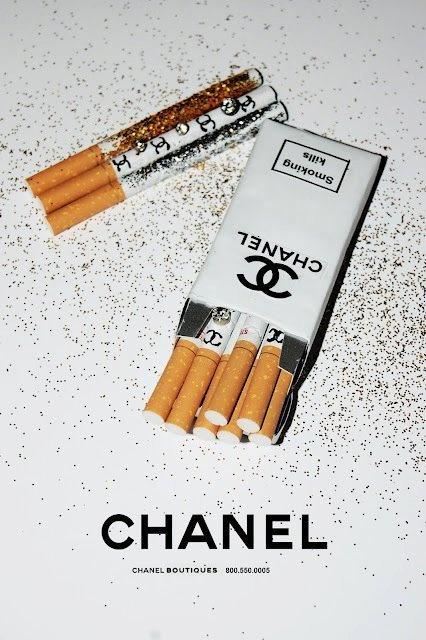 chanel cigs