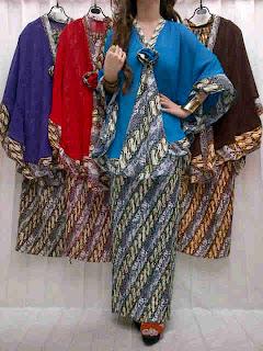 Stelan Batik Sifon fit to XL