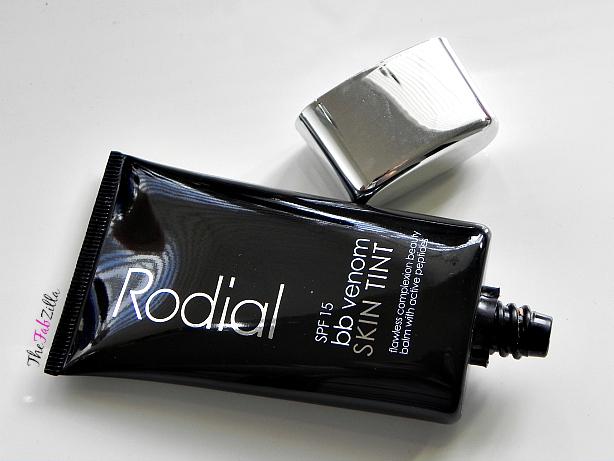 best bb cream, radial bb venom skin tint spf, review, swatch, how to bb cream