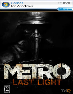 Metro Last Light Games for PC