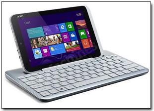 Компания Acer представила планшет Acer Iconia W3 под управлением Windows 8.
