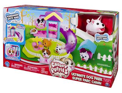 TOYS : JUGUETES - Cachorros Patosos : Chubby Puppies  Centro Entrenamiento Cachorro Patoso  Producto Oficial 2015 | Spinmaster - Bizak 61926704 | A partir de 4 años  Comprar en Amazon España