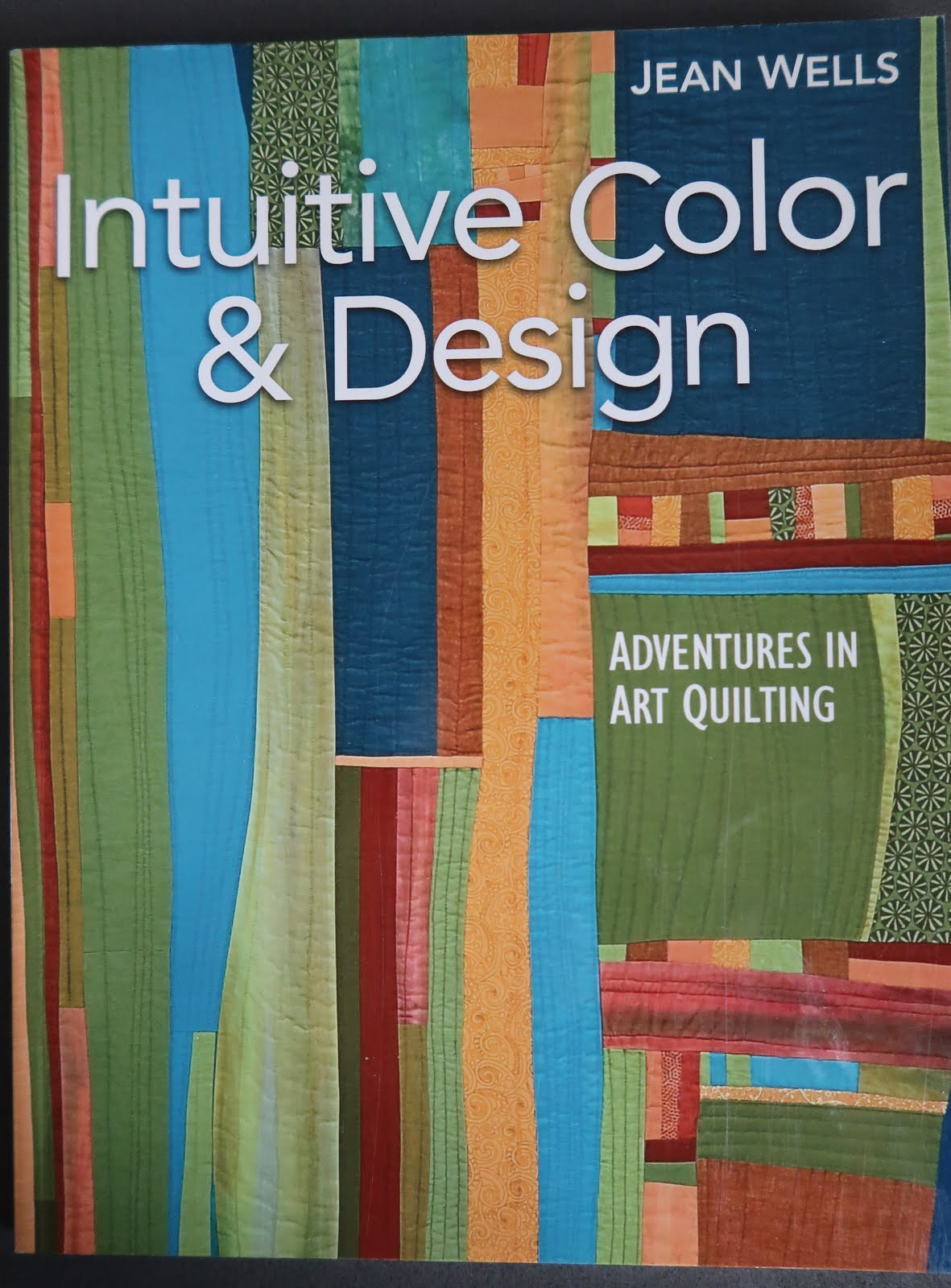 Only $4.99!  Intuitive Color & Design by Jean Wells (click!)