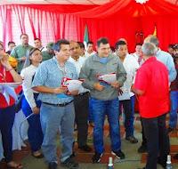 Pequeños productores cuentan con respaldo económico del Fomdes