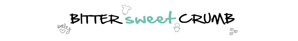 bitter sweet crumb