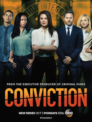 Conviction Saison 1 VOSTFR