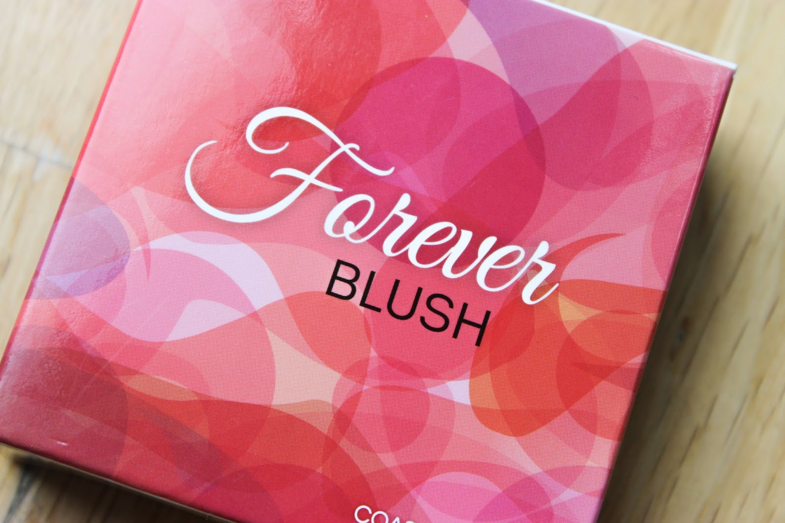 Coastal Scents Forever Blush in Radiant NC50 Discoveries Of Self Blog Beauty Blogger