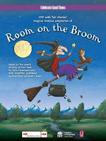Room on the Broom (2012) online y gratis