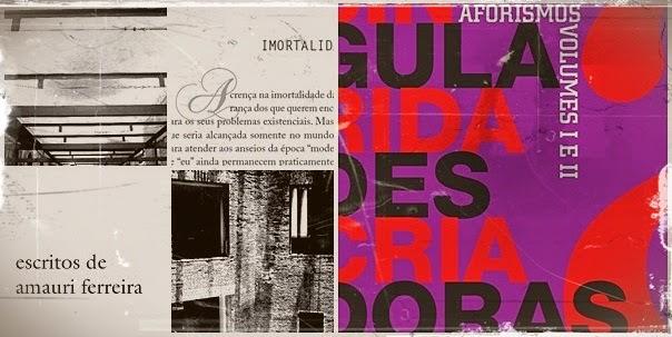 Escritos de Amauri Ferreira