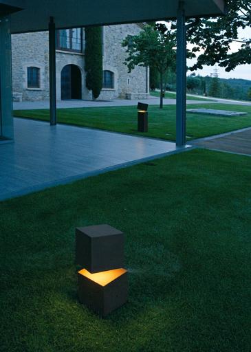 Illuminazione per esterno - Sfere illuminazione giardino ...