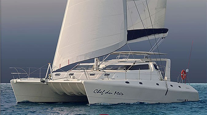 Sailing Holiday off the coast of east Africa