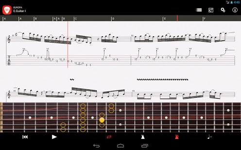 Guitar Pro Android Apk Full İndir