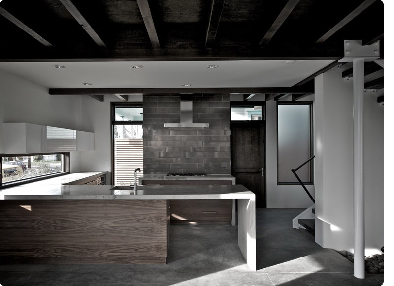 Portland oregon interior design blog portland modern home Modern house portland