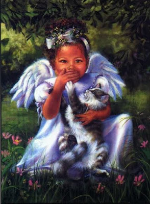 tarjetas de  ángeles
