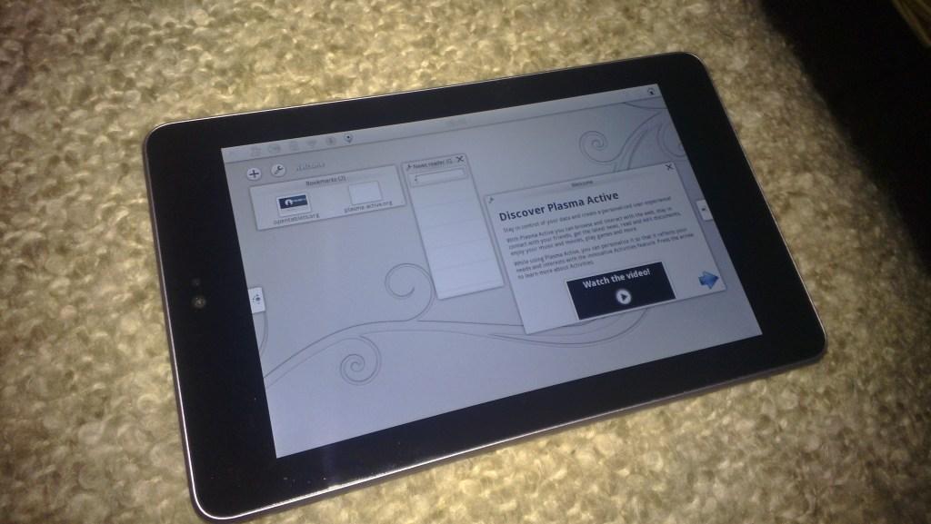 Plasma Active per Nexus 7