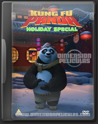 Kung Fu Panda Holiday Special (HDTV Español Latino)