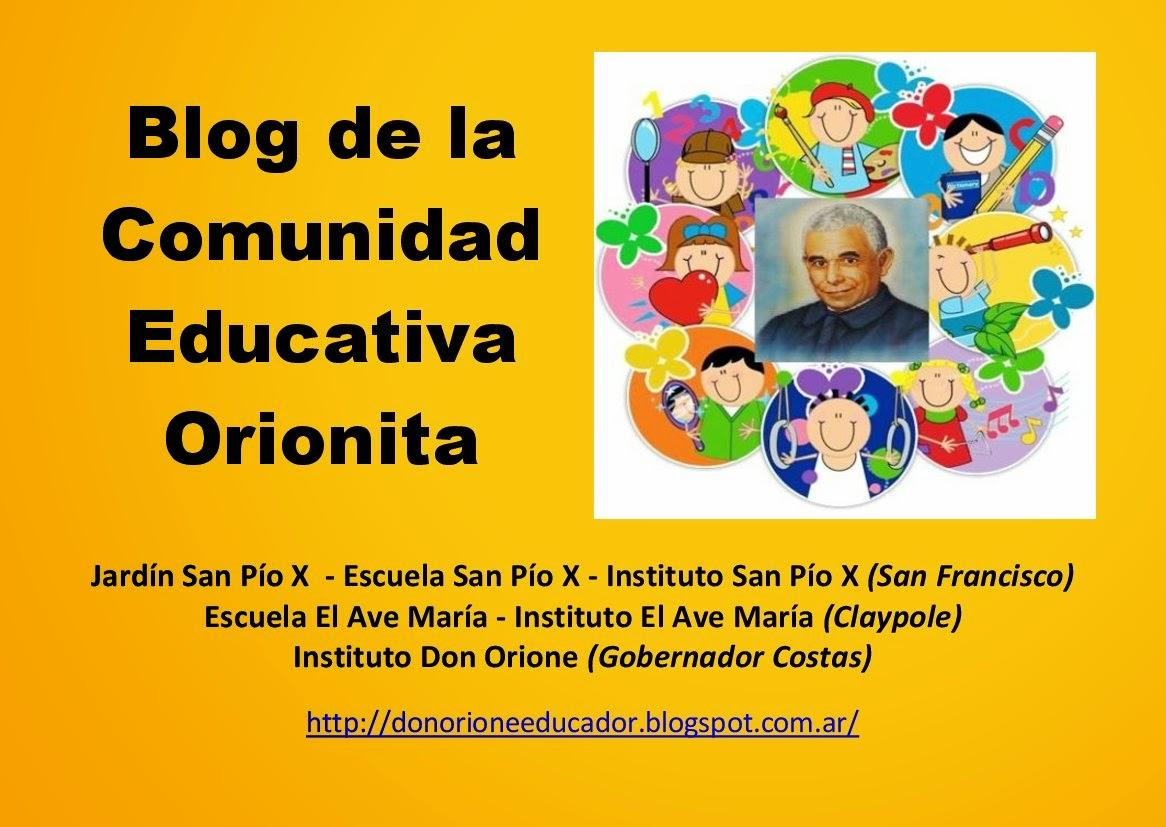 Comunidad Educativa Orionita