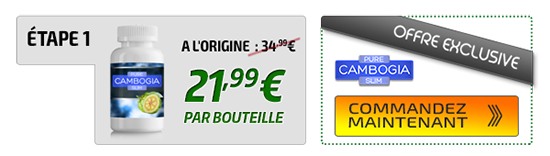 Pure Cambogia Slim France