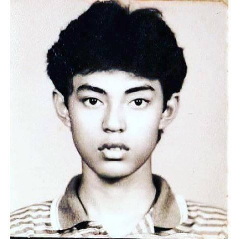 Image result for Aznil Nawawi muda