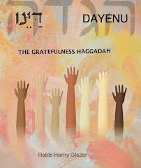 """Dayenu: The Gratefulness Haggadah"""