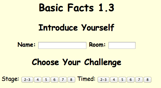 Enchanting Practice Math Facts Online Gallery - General Maths ...