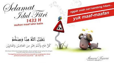 Ucapan Idul Fitri Bahasa Sunda 2012