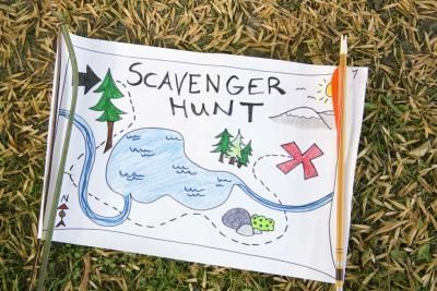 Scavenger Hunt Birthday Party Ideas