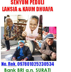Program Peduli Lansia &amp; Kaum Dhuafa