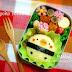 【創意便當】可愛的小雞蛋包飯便當!