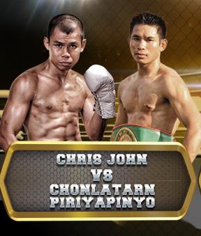 Chris John vs Chonlatarn Piriyapinyo