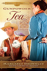 Gunpowder Tea by Margaret Brownley