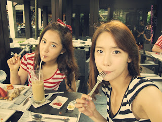 SNSD Yuri Yoona All About Girls Generation