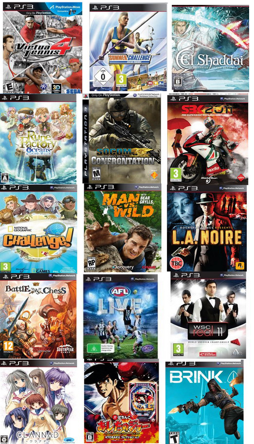 All Psp Games List Wit...